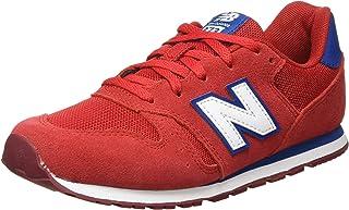 New Balance 373 Sneaker, Team Red