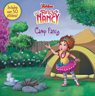 Disney Junior Fancy Nancy: Camp Fancy