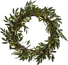 Best magnolia market christmas wreath Reviews