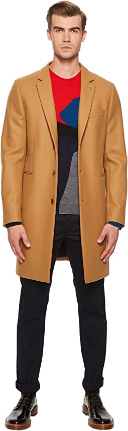Paul Smith - Cashmere Blend Coat