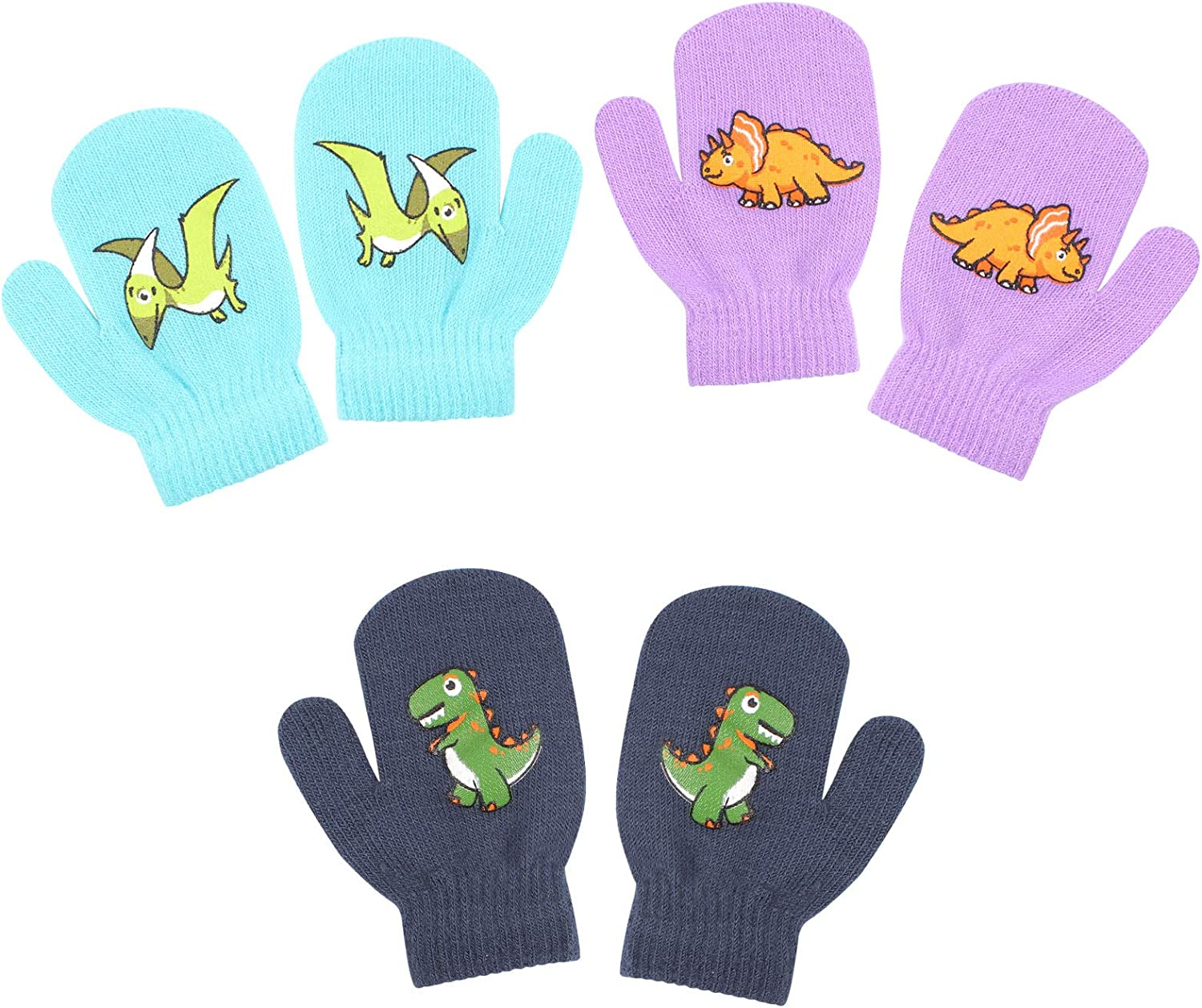 Toddler Knitted Mittens Autumn Baby New life Gloves Choice Chr Girls Winter Boys