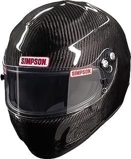 Best simpson devil ray carbon fiber helmet Reviews