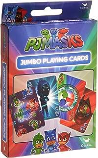 PJ Masks Jumbo Card Game (Each)