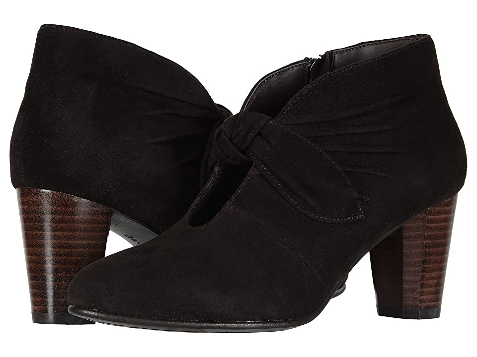 David Tate Gwen (Brown Suede) Women