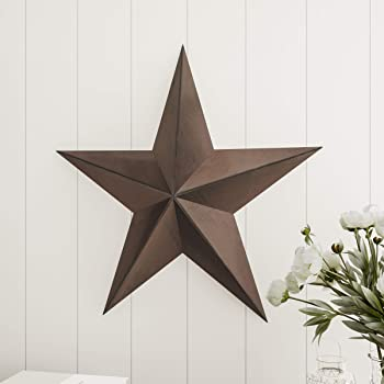 Amazon.com: Steel Metal Antique Barn Star Rustic Country Primitive
