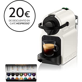 Krups Essenza Mini - Nespresso (1200 W), color negro Essenza, Mini gris: Amazon.es: Hogar