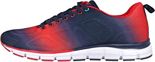 Boras 5201-0215 - Sneaker da uomo, taglie forti, multicolore