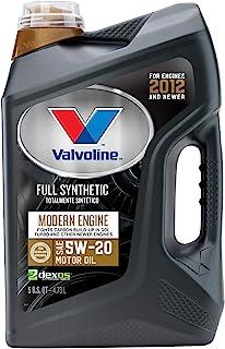 Valvoline Modern Engine SAE 5W-20 Synthetic Motor Oil 5 QT