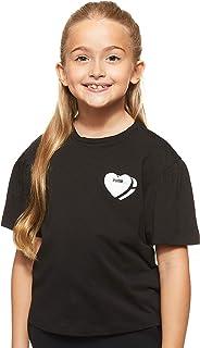 PUMA Girl's Alpha Style T-Shirt