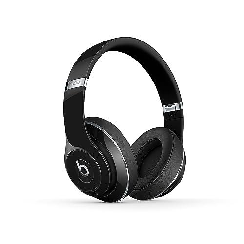 Beats by Dr. Dre Studio Wireless Casque supra auriculaire sans fil - Noir Brillant