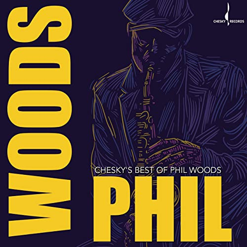 Chesky's Best of Phil Woods