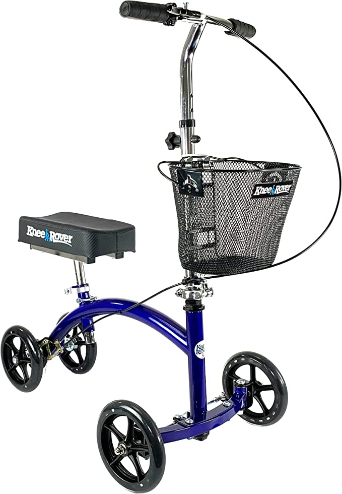 KneeRover Deluxe Steerable Knee Cycle