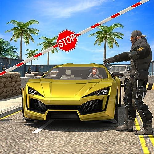 Border Patrol Force Police Officer Simulator Games