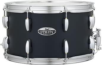 Pearl Snare Drum, Satin Black (MUS1480M227)