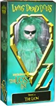 Living Dead Dolls - The Lost In OZ Exclusive Emerald City Variant - Teddy as The Lion