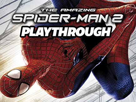 Clip: The Amazing Spider-Man 2 Playthrough