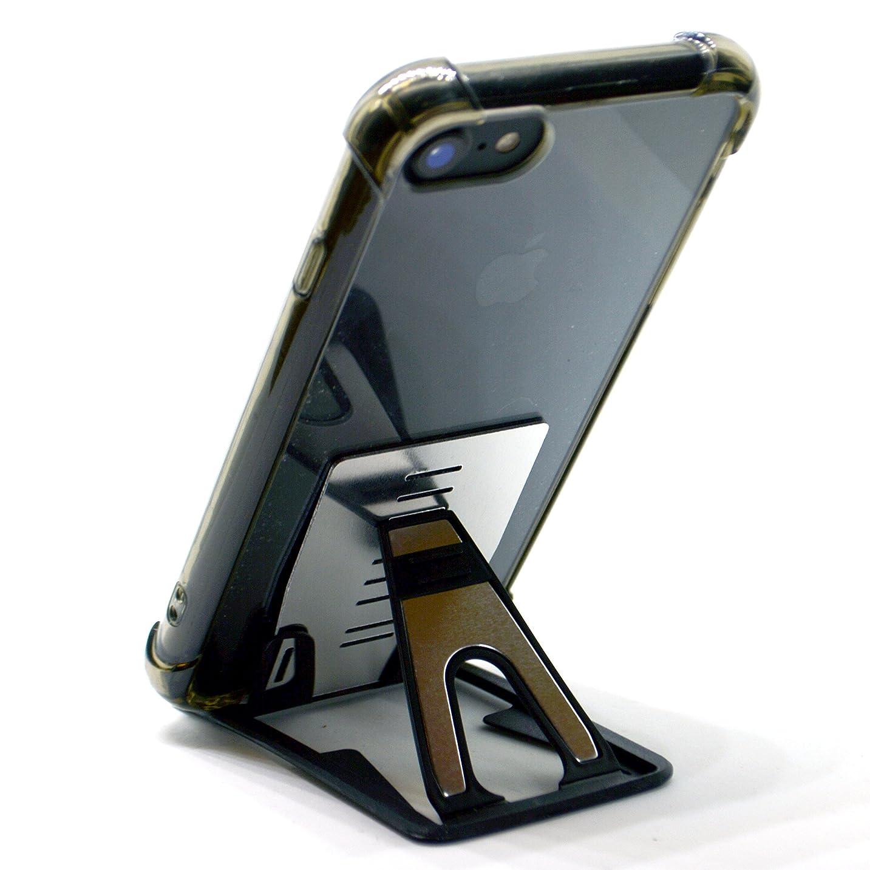 下着ホバートロッカーZooooM iPhone スマホ スマート フォン タブレット スタンド CARD BRACKET STAND for SmartPhone iPhone Android 角度 自由 折り 畳み カード 型 ZM-SPSD