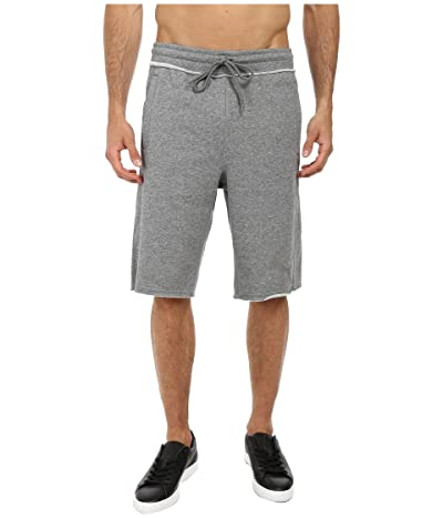 PUMA 12 Sweat Bermuda (Medium Grey Heather) Men