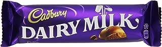 Cadbury Dairy Milk, 45g Bars, (Pack of 12)
