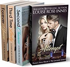 The Levanté Sisters Boxset: Contemporary Romance Collection