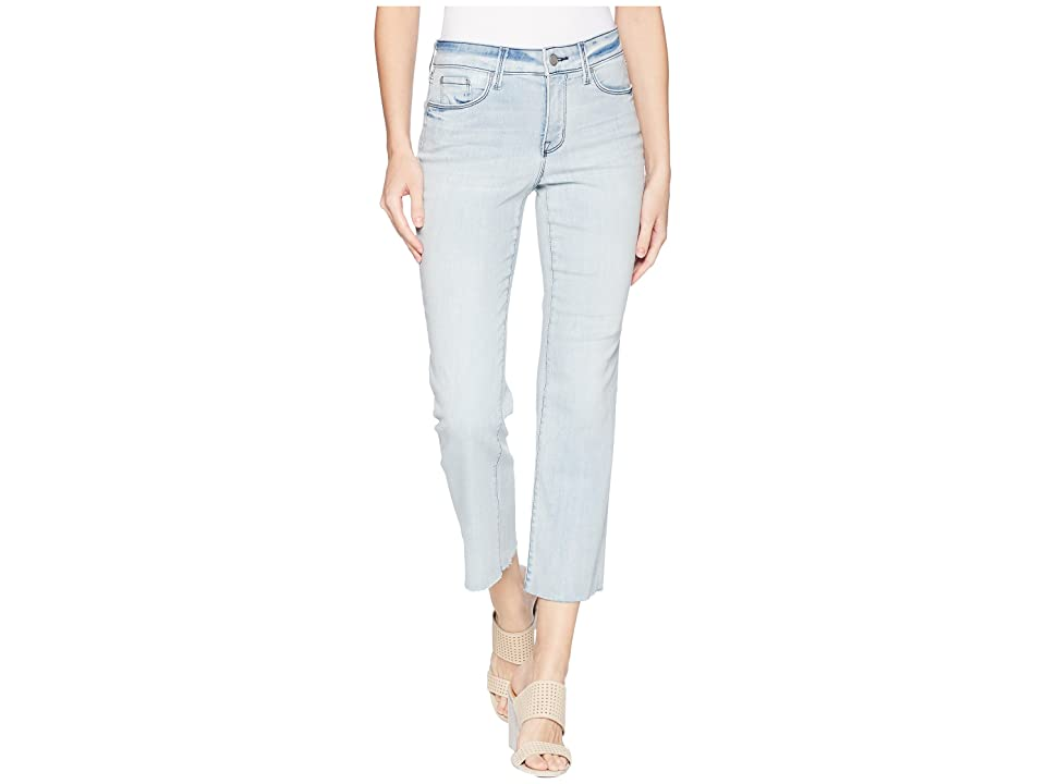 NYDJ Marilyn Ankle w/ Raw Hem in Stillwater (Stillwater) Women's Jeans