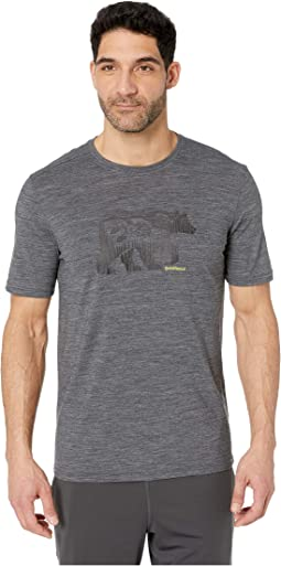 Merino Sport 150 Bear Camp Tee