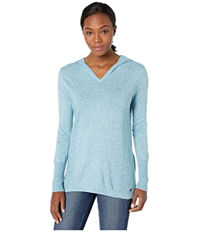 Royal Robbins Highlands Hoodie (Frost Blue Heather) Women