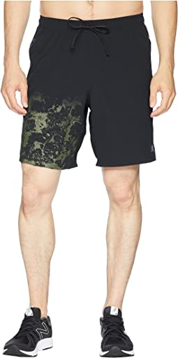 Printed Max Intensity Shorts