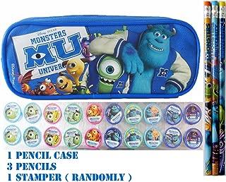 Monster University Blue Pencil Case