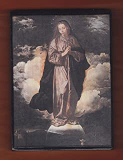 Diego Velazquez, Virgin Mary, The Immaculate Conception, 1618.