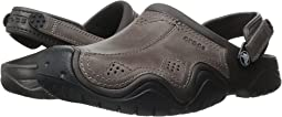 Swiftwater Leather Camp Clog