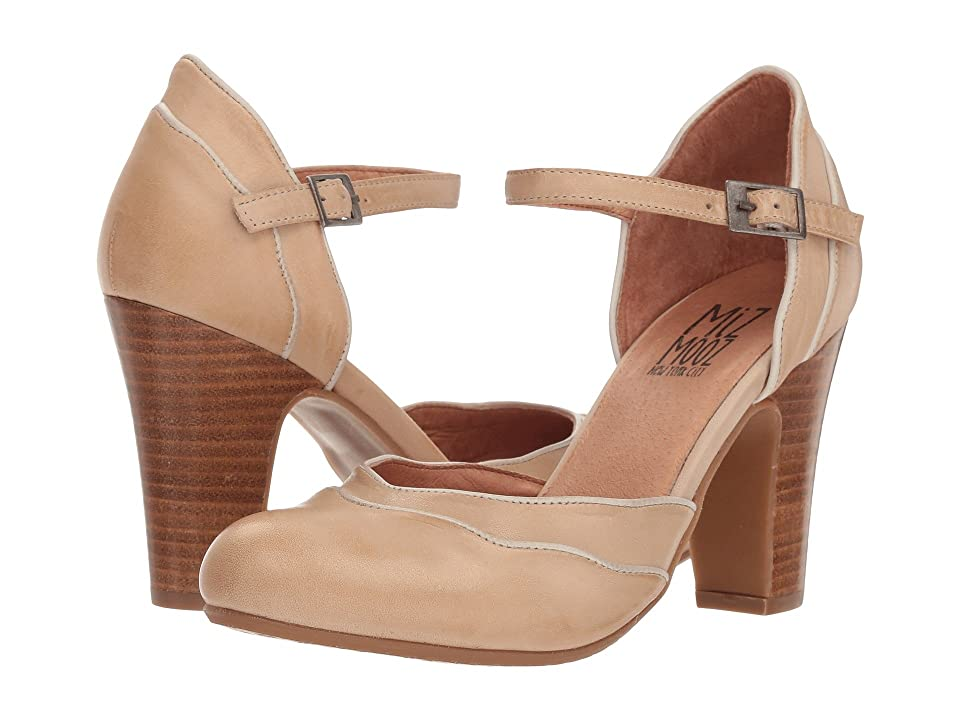 Miz Mooz Jagger (Cream) High Heels