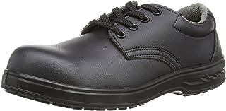 Portwest Mens Steelite Laced S2 Safety Shoes, Black, 1.5 UK - EN safety certified