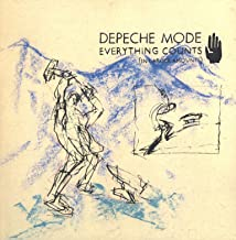Depeche Mode - Everything Counts (In Larger Amounts) - Mute - INT 126.813, Mute - 12 BONG 3