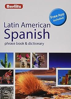 Berlitz Phrasebook & Dictionary Latin American Spanish(Bilingual dictionary)
