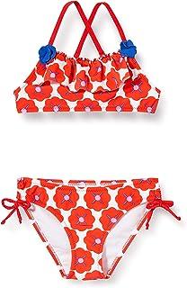 TUC TUC Bikini Fiori Bambina Rosso Sea Riders