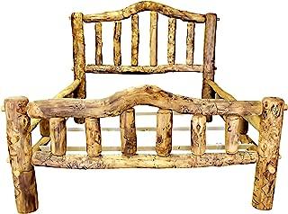 Best aspen log bedroom sets Reviews