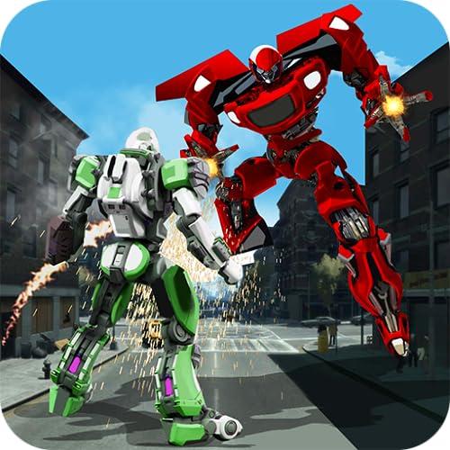 Robot Battle 3D Simulator