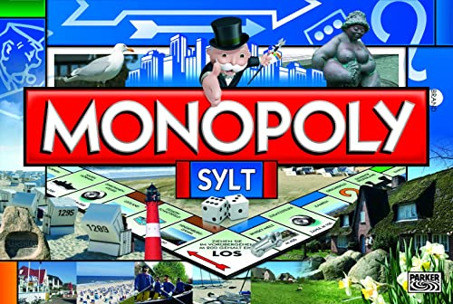Winning Moves 41719 - Monopoly Sylt