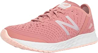New Balance Women's Fresh Foam Crush v1 Cross Trainer, Dusted Peach/Sunrise Glo, 8 B US