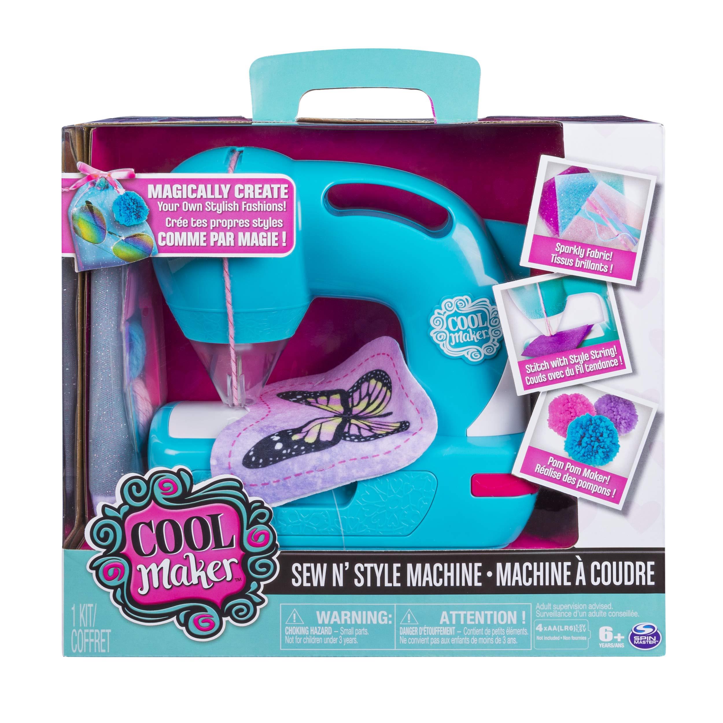 Sew Cool Style Machine