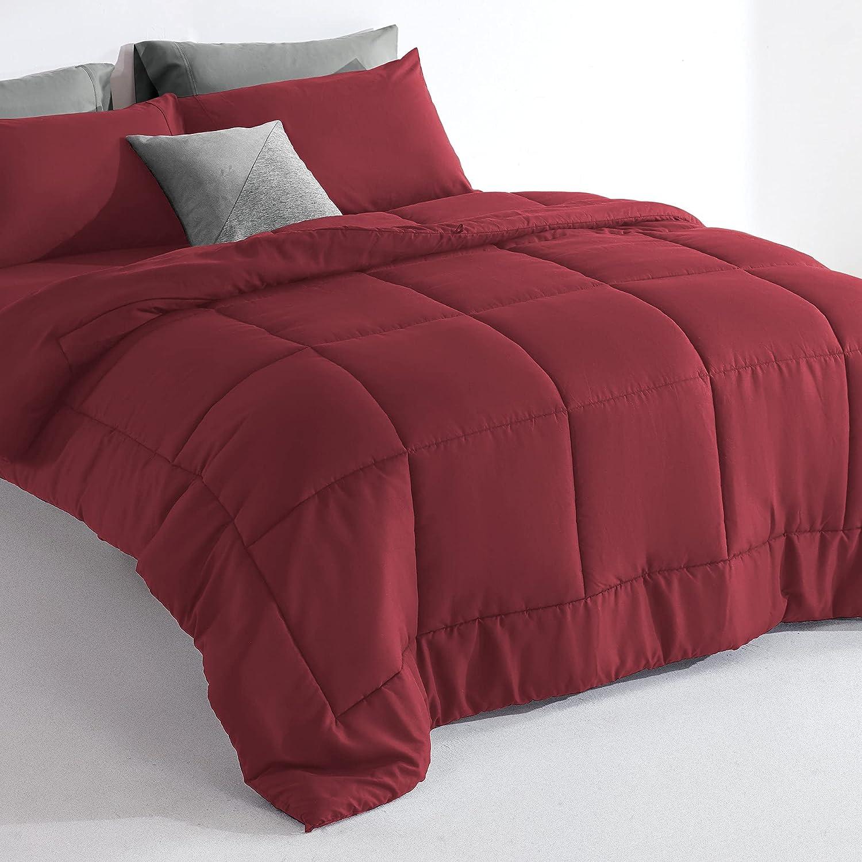 SONIVE All Season Comforter New arrival Soft 20 Fluffy Breathable shop Microfiber