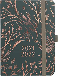 Boxclever Press Everyday Academic Diary 2021-2022 Week to View runs Aug'21 - Aug'22. Lightweight Mid Year Diary 2021-2022 ...