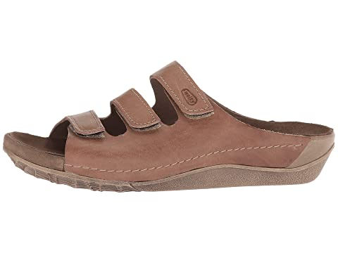 Cuir Designer Wolky Plage Leatherslate Cartago Nomade R4nwq6OxUp