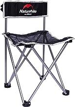 NatureHike NatureHike Light Folding Chair - Black, 37 x 37 x 57 cm