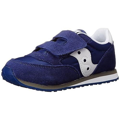 e0fec9530 Saucony Baby Jazz Hook   Loop Sneaker