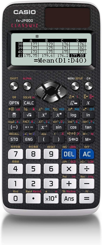 Casio scientific calculator Rare FX-JP900-N Nashville-Davidson Mall Japanese high-definition