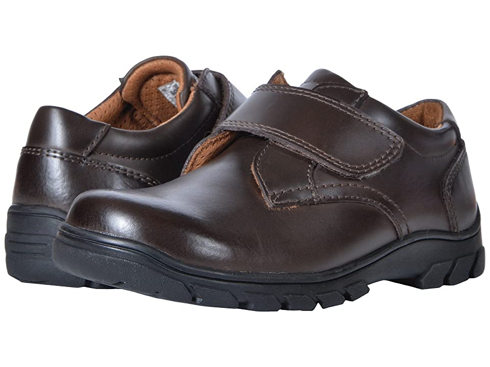 Florsheim Kids Getaway Strap, Jr. II (Toddler/Little Kid/Big Kid) (Brown) Boys Shoes