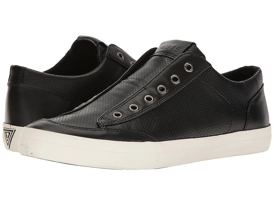 b213a3a5aea1 GUESS Mitt 2 (Black) Men s Shoes