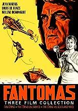 Fantomas 1960s Collection Fantomas / Fantomas Unleashed / Fantomas vs. Scotland Yard